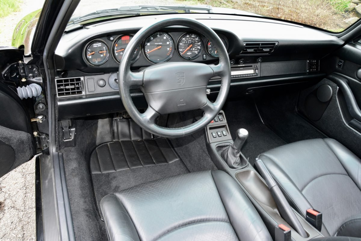 1996 Porsche 911 ( 993 ) C4S Coupe = AWD Hot-Seats $obo For Sale (picture 5 of 6)