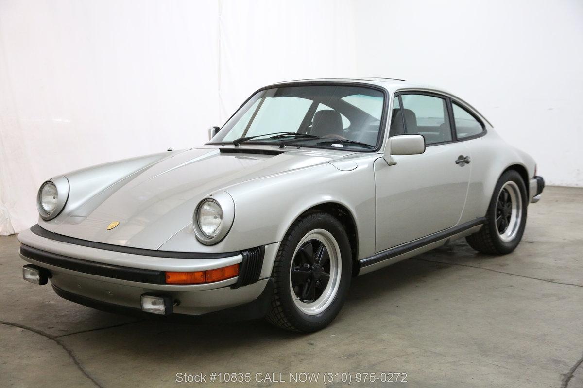 1981 Porsche 911SC Coupe For Sale (picture 3 of 6)