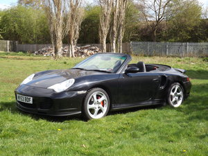 2003 Porsche 996 Turbo Tip S - Just 41000 miles only For Sale by Auction