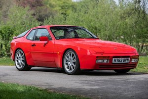1991 Porsche 944 Turbo £20,000 Resto Spend For Sale by Auction