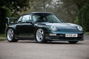 1994 Porsche 993 C2 RS Club Sport Evocation For Sale by Auction