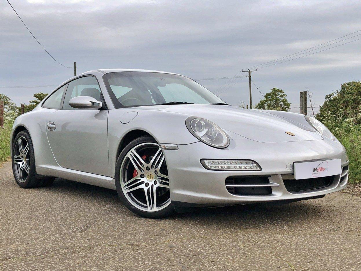 2005 Porsche 911 (997.1) Carrera 2 Tiptronic For Sale (picture 1 of 6)