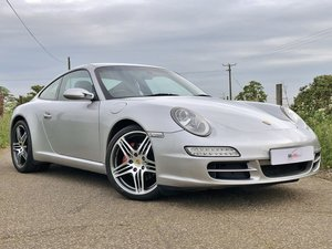 2005 Porsche 911 (997.1) Carrera 2 Tiptronic For Sale