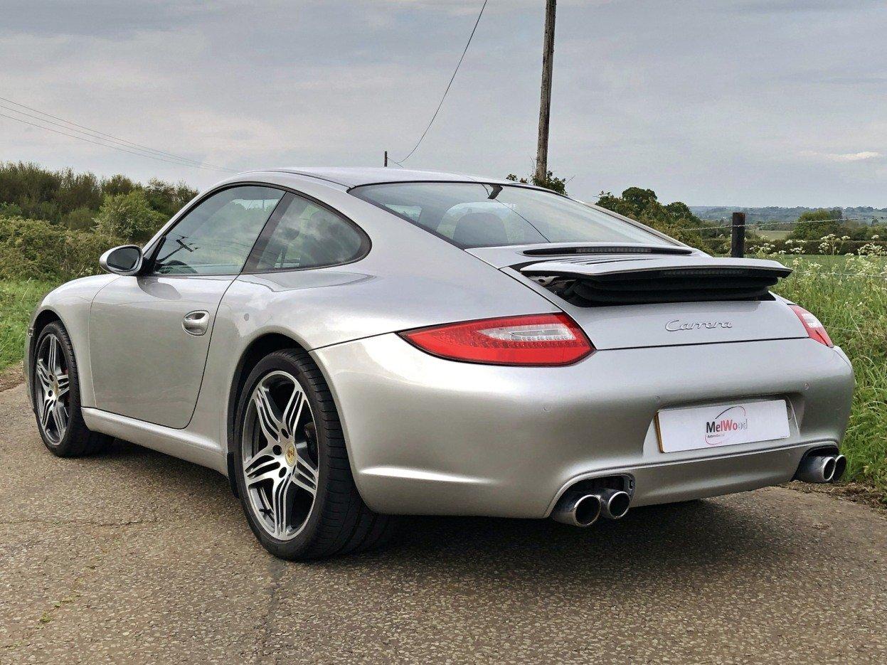 2005 Porsche 911 (997.1) Carrera 2 Tiptronic For Sale (picture 2 of 6)