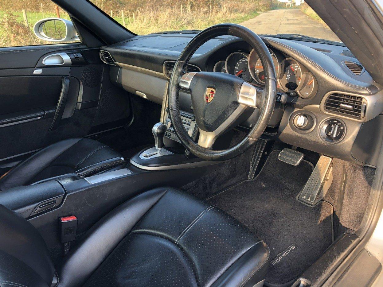 2005 Porsche 911 (997.1) Carrera 2 Tiptronic For Sale (picture 5 of 6)