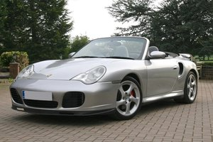 2004 PORSCHE 911 [996] 3.6 TURBO TIPTRONIC S CONVERTIBLE For Sale