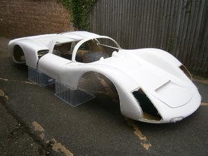 1966 Porsche 906 Carrera Bodywork