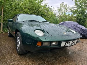 Porsche 928 Series 1 Auto Restored and Very Collectible !