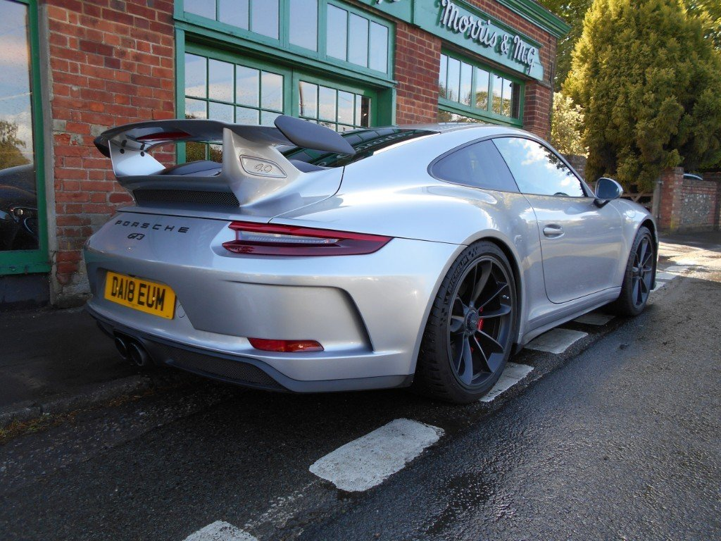 2018 Porsche 911 GT3  SOLD (picture 3 of 4)