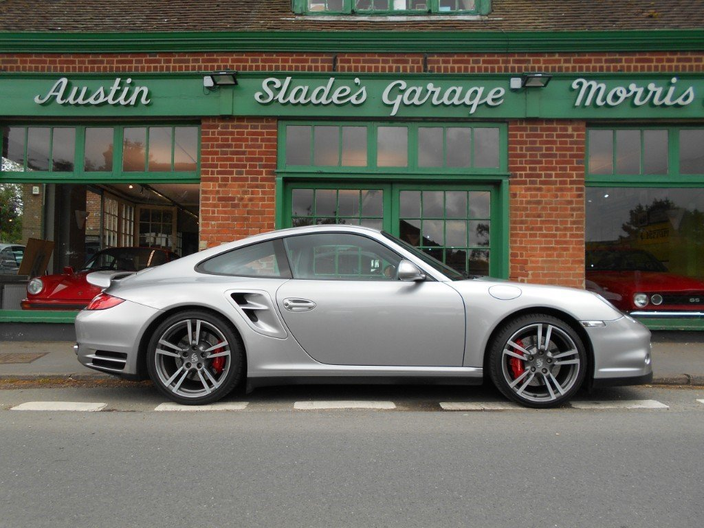 2010 Porsche 911 Turbo PDK  SOLD (picture 1 of 4)