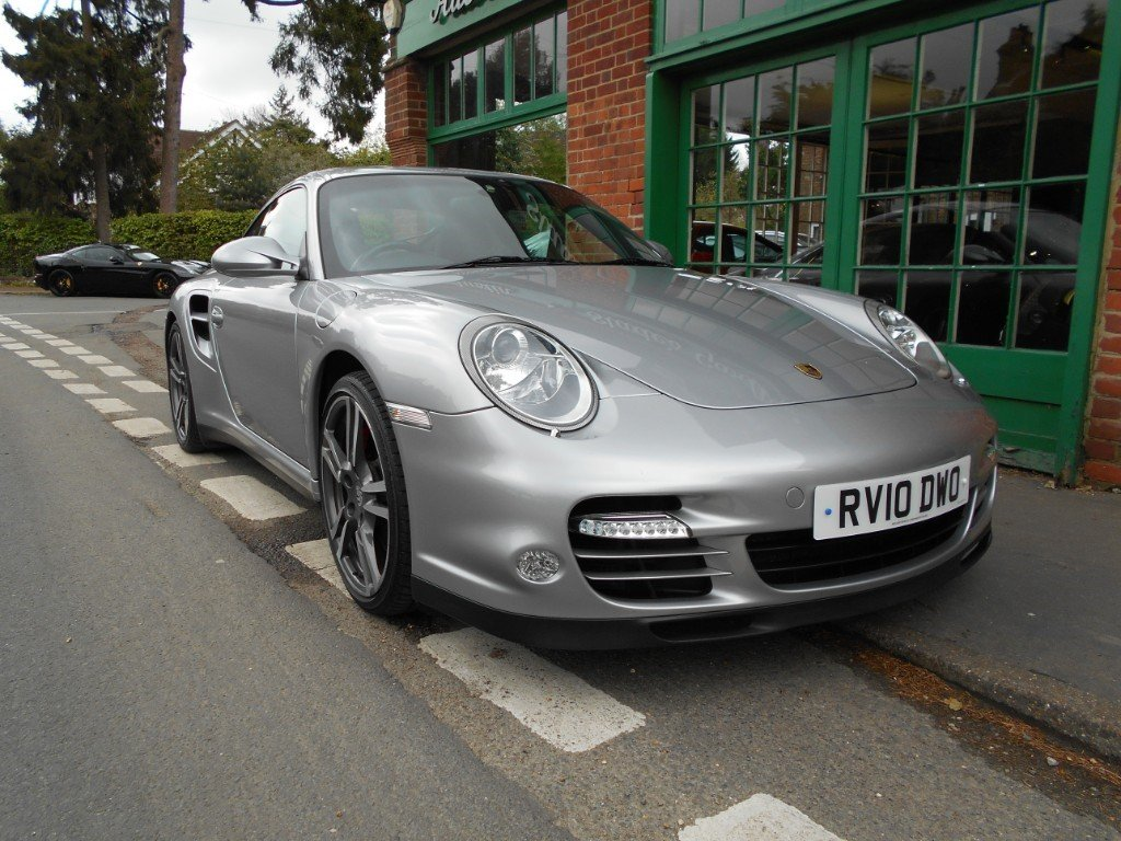 2010 Porsche 911 Turbo PDK  SOLD (picture 2 of 4)
