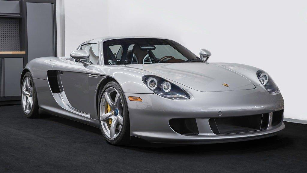 2004 Porsche Carrera GT For Sale (picture 1 of 5)