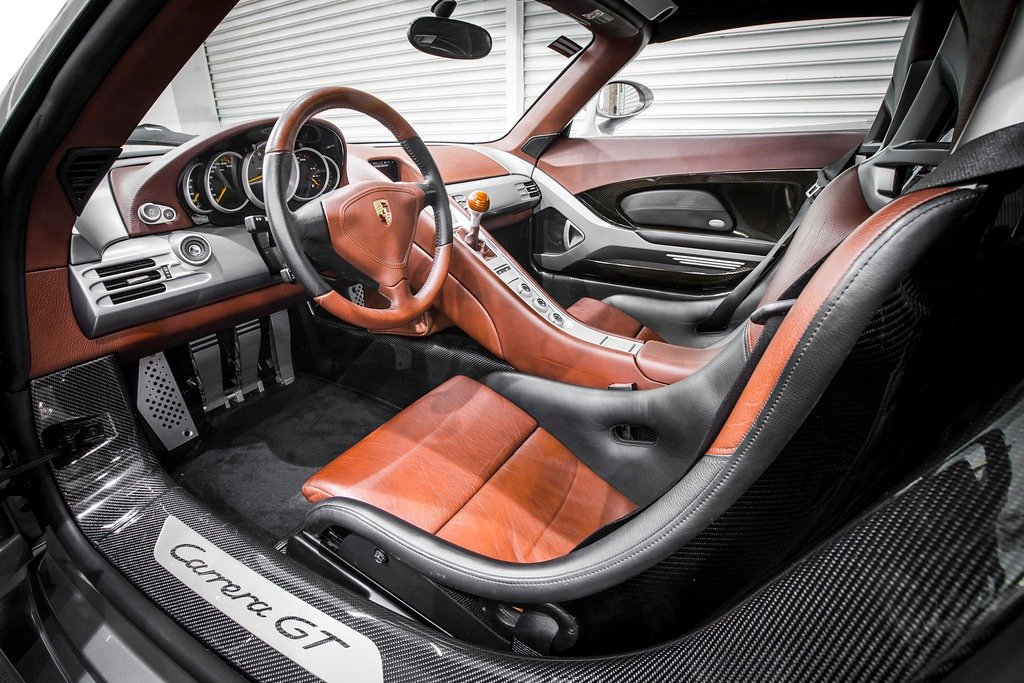 2004 Porsche Carrera GT For Sale (picture 3 of 5)