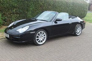 2001 Porsche 996 C4 Cabriolet -- Recent £7K spend For Sale by Auction