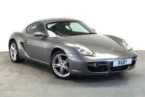 2007 Porsche Cayman with Hartech engine rebuild SOLD