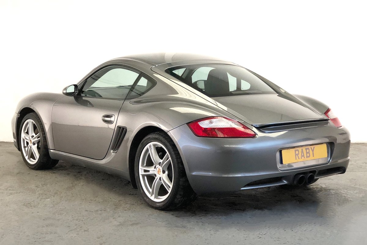 2007 Porsche Cayman with Hartech engine rebuild SOLD (picture 2 of 6)