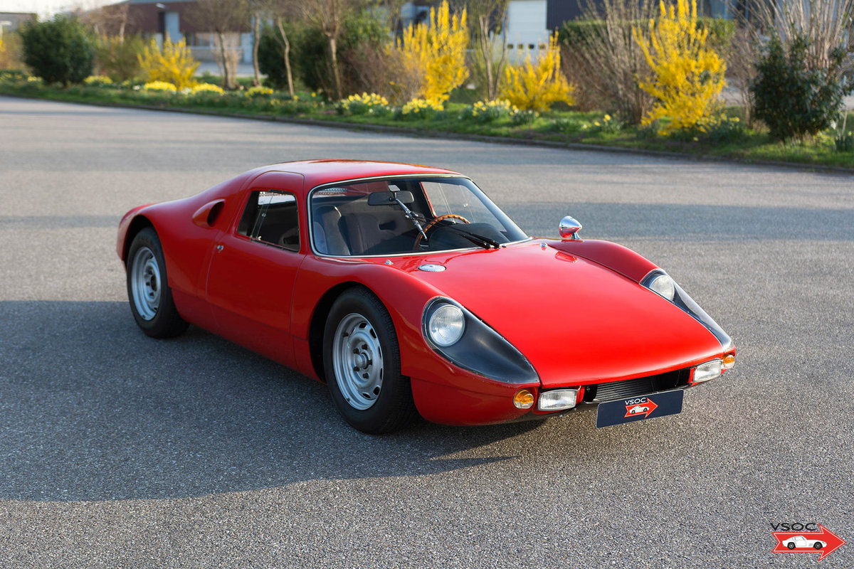 1964 Porsche 904 GTS continuous history and raced in period For Sale (picture 1 of 6)