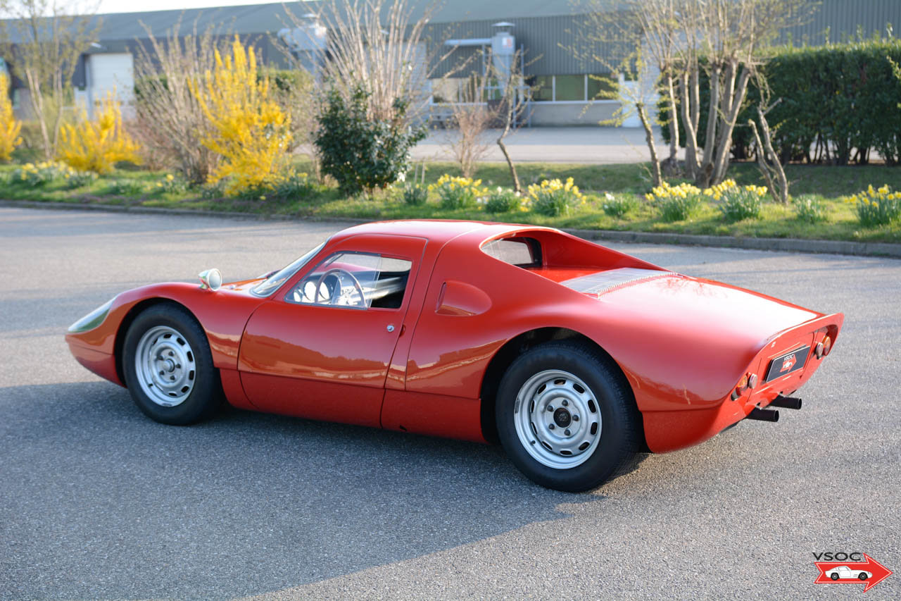 1964 Porsche 904 GTS continuous history and raced in period For Sale (picture 2 of 6)