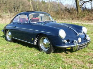 Picture of 1962 Porsche 356 Carrera2 2000GS - excellent Coupé For Sale