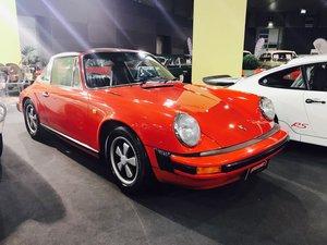 Porsche 911 2.7 Targa - Model Year 1975 - ASI Oro- For Sale