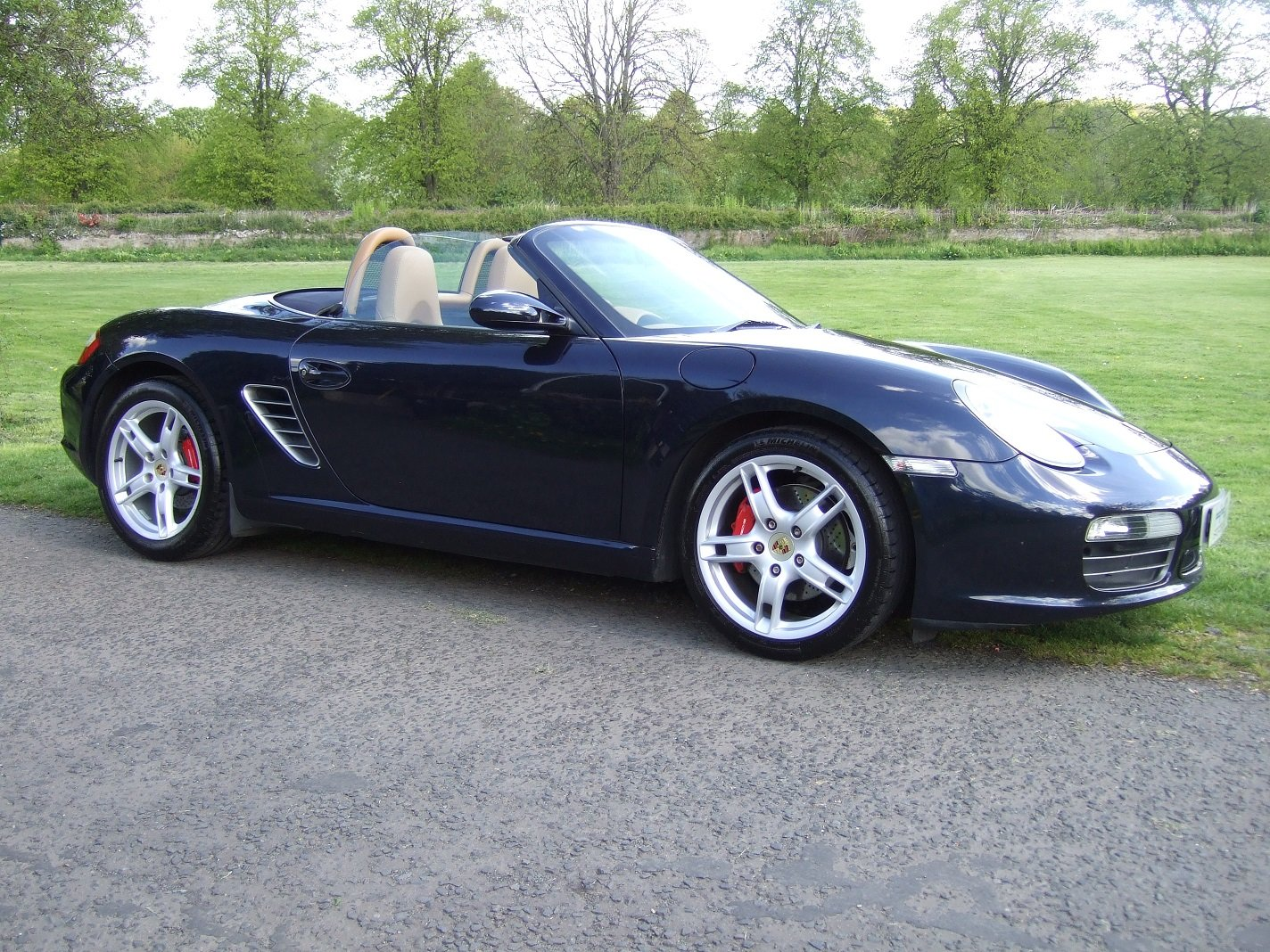 2005 Beautiful Boxster! SOLD (picture 1 of 6)