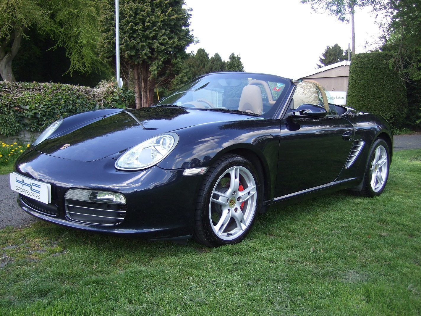 2005 Beautiful Boxster! SOLD (picture 2 of 6)