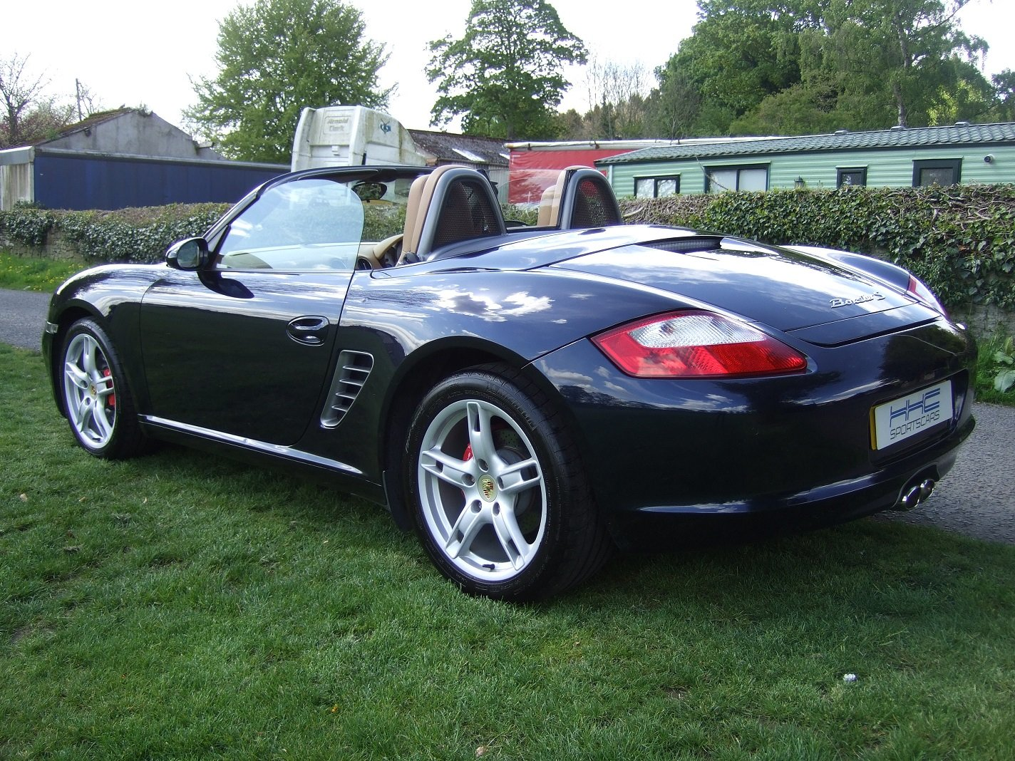 2005 Beautiful Boxster! SOLD (picture 3 of 6)