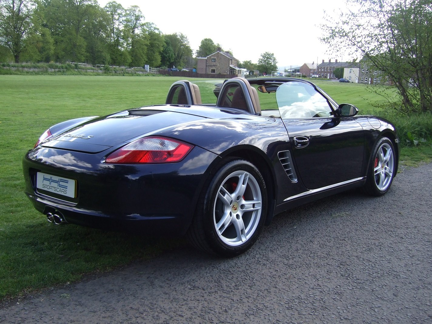 2005 Beautiful Boxster! SOLD (picture 4 of 6)