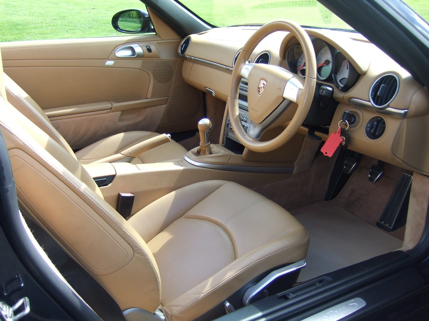 2005 Beautiful Boxster! SOLD (picture 5 of 6)