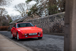 1987 Porsche 944S For Sale by Auction