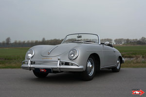 Porsche 356 A 1600 Convertible D 1958 For Sale