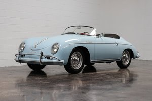 1958 Porsche 356A T2 Speedster = Full Restored Blue $obo For Sale