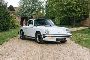 1977 Porsche 911 2.7 Targa 'Lux' Sportomatic For Sale