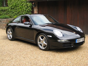 2007 Porsche 911 (997) Carrera Tiptronic S * Look At The Spec *