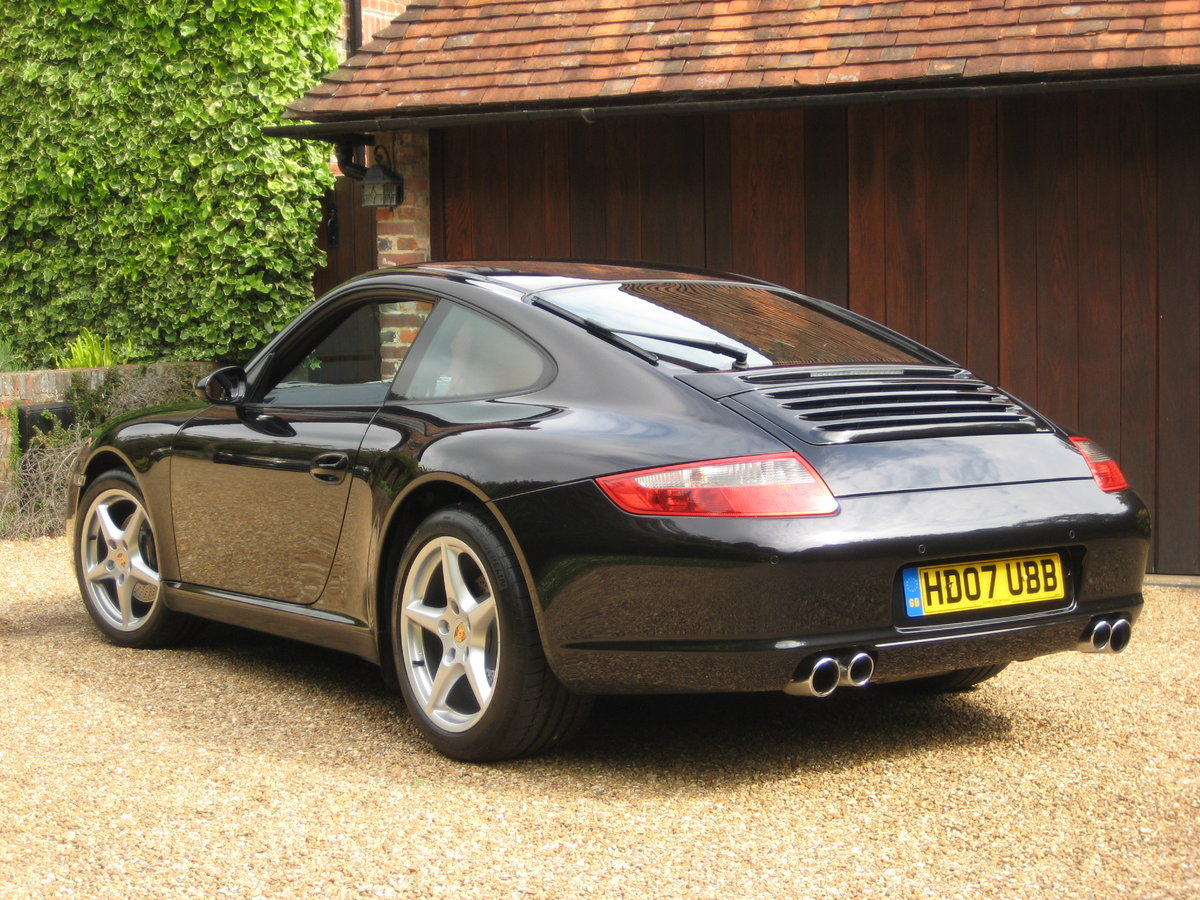 2007 Porsche 911 (997) Carrera Tiptronic S * Look At The Spec * For Sale (picture 5 of 6)