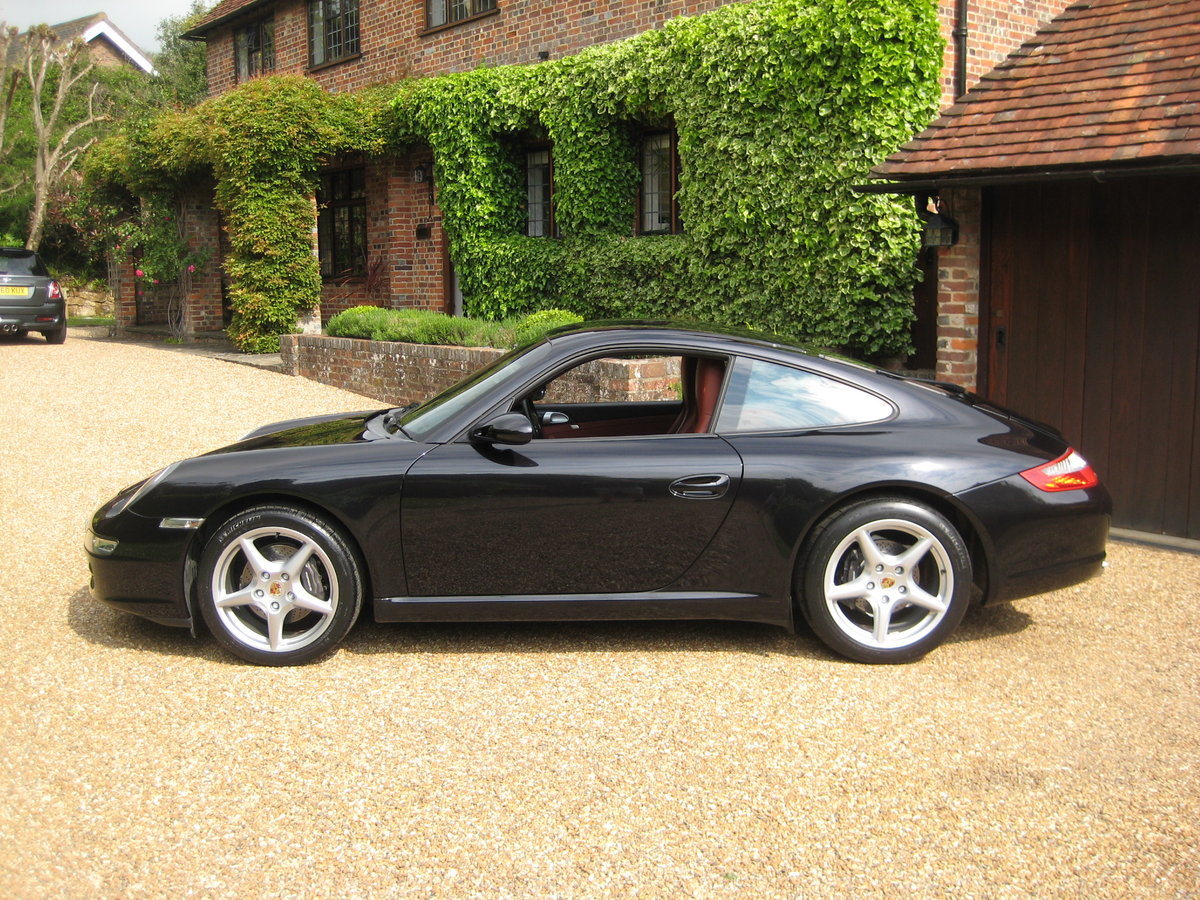 2007 Porsche 911 (997) Carrera Tiptronic S * Look At The Spec * For Sale (picture 6 of 6)
