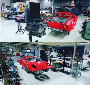 1978 Ferrari GR4 SPEC For Sale