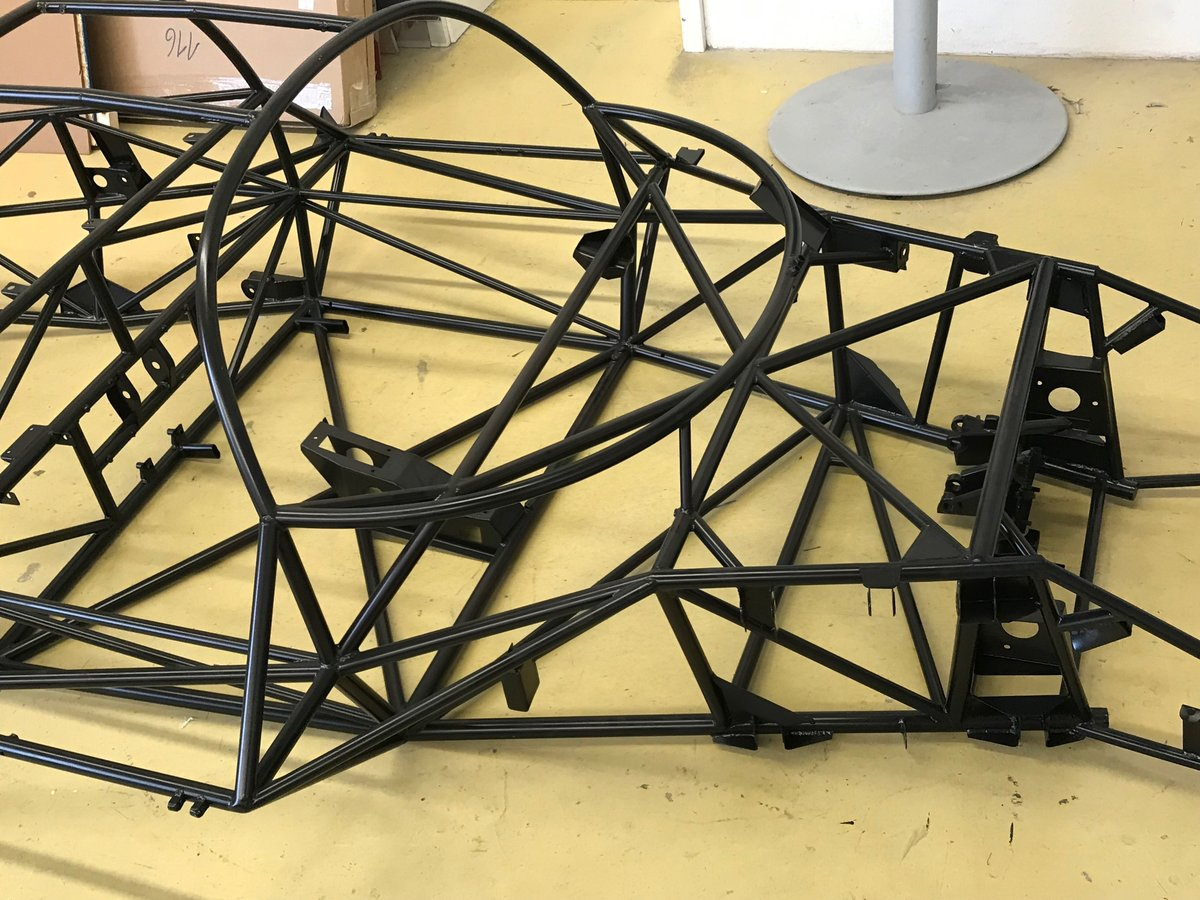 1965 Porsche 906 Tubular chassis For Sale (picture 3 of 3)