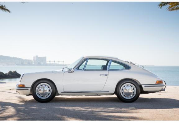 1968 Porsche 911T 2.0 SWB Coupé Karman For Sale (picture 1 of 6)
