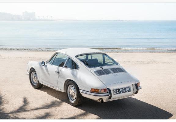 1968 Porsche 911T 2.0 SWB Coupé Karman For Sale (picture 2 of 6)