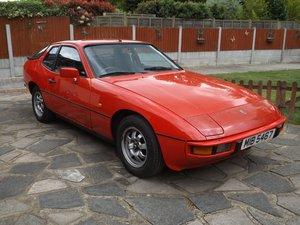 1984 Porsche 924, Light Project  For Sale
