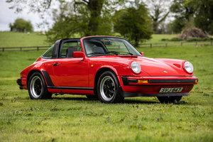 1979 Porsche 911 SC Sport Targa - 55,000 miles  For Sale by Auction