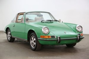 1969 Porsche 911E Targa For Sale