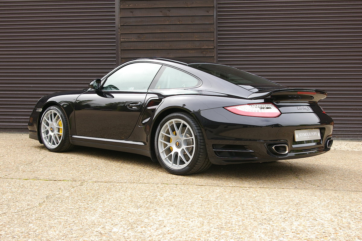 2010 Porsche 997.2 Turbo S 3.8 PDK Coupe Auto (19,000 miles) SOLD (picture 3 of 6)