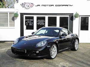 Picture of 2009 Porsche Cayman 2.9 Gen II Manual finished in Basalt black  SOLD