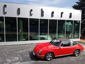 1970 Porsche 911 S 2.2 Targa For Sale