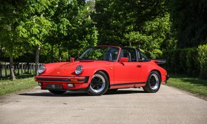 1986 Porsche 911 3.2 Carrera Targa For Sale