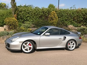 2001 Porsche 911 996 3.6 Turbo AWD For Sale