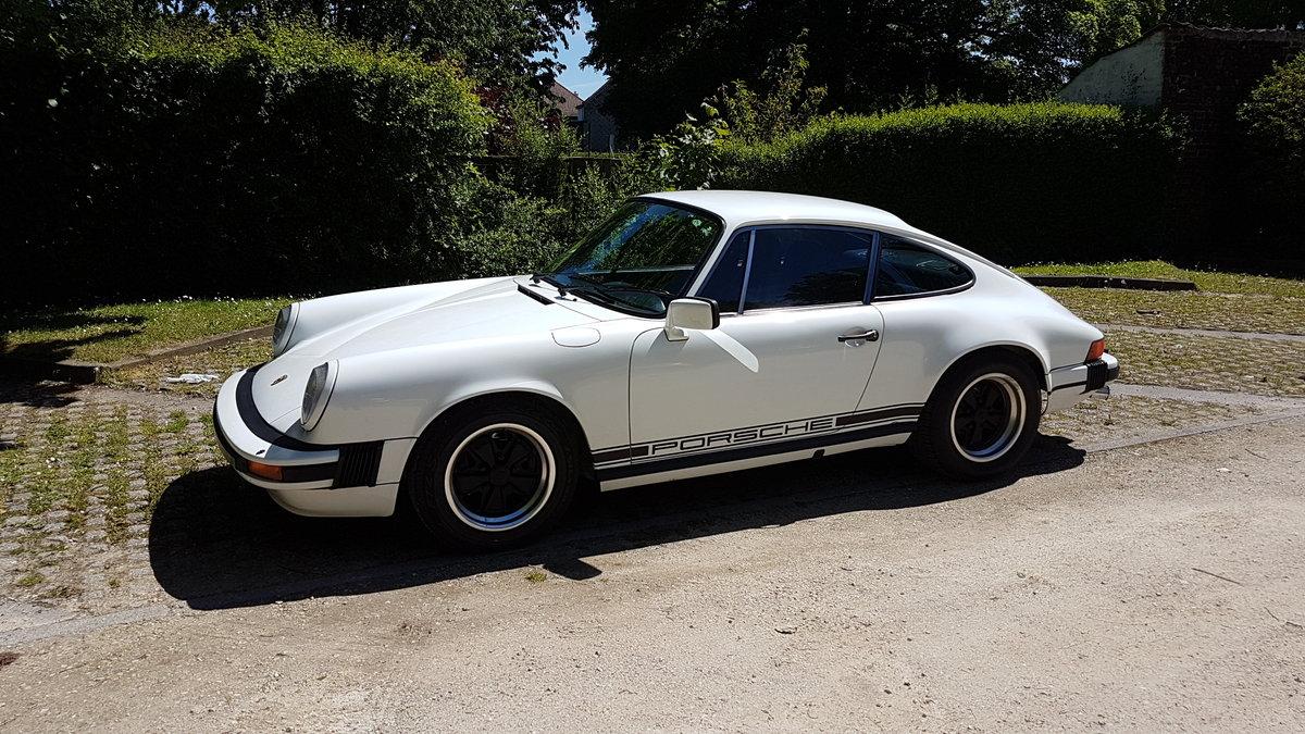 Porsche 911 3.0 Carrera (1977) For Sale (picture 1 of 6)