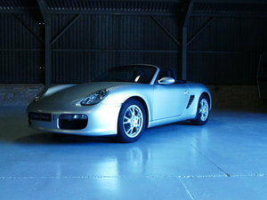 2005 Porsche Boxster (987) 2.7 Manual Gearbox For Sale